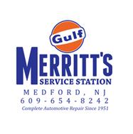 Gulf Merritt's Service Station