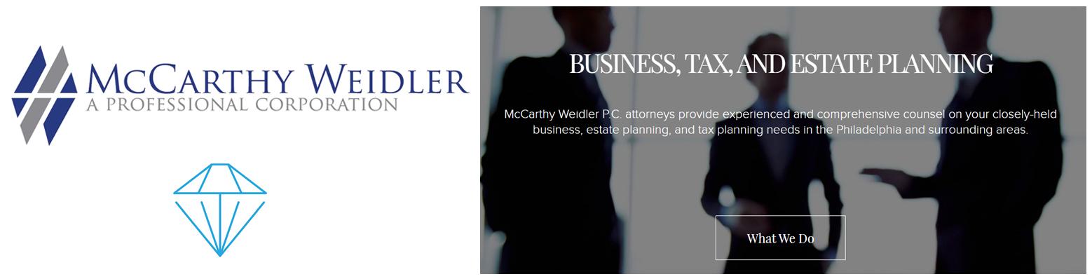 McCarthy Weidler P.C